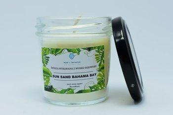 Świeca z wosku sojowego sun sand bahama bay 120ml