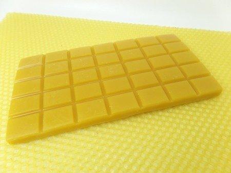 Czekolada z wosku pszczelego woskolada do topienia duża 5 szt.