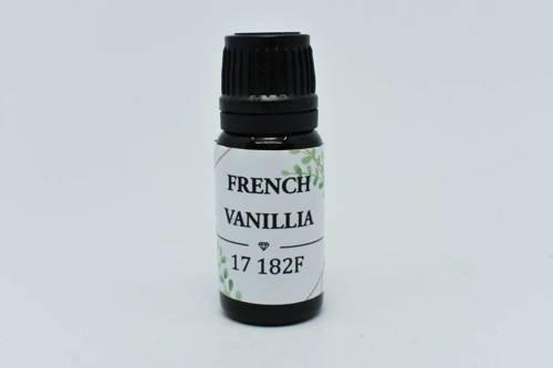 Zapach do świec FRENCH VANILLIA 10 ml wosk